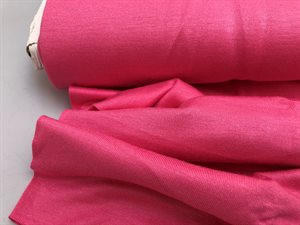 Viscosejersey - sommer pink