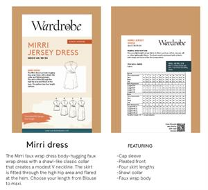 Wardrobe me - Mirri dress