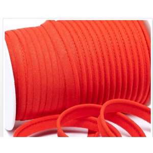 Fast piping i rulle, 25 meter (Orange)