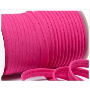 Fast piping i rulle, 25 meter (Pink)