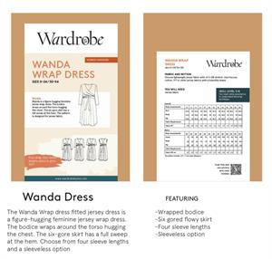 Wardrobe me - Wanda dress