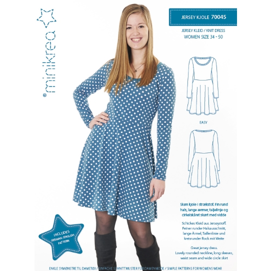 897635ec7527 Minikrea - kjole