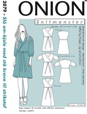 4d79be981d77 Onion snitmønstre til kjoler - Stort udvalg af Onion snitmønstre til ...