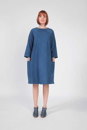 In the folds - the rushcutter dress